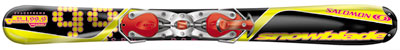 SALOMON SnowBlade 99 2004