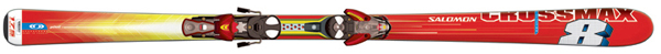 SALOMON Crossmax 8 Pilot 2005