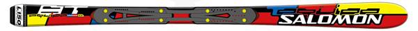 SALOMON Equipe 8 T Powerplate 2007