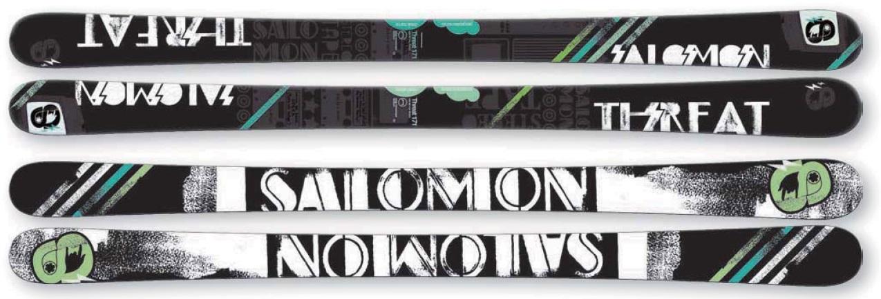 SALOMON Threat 2009