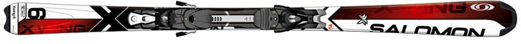 SALOMON X-wing 6 2009