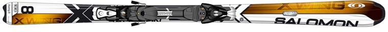 SALOMON X-wing 8  2009