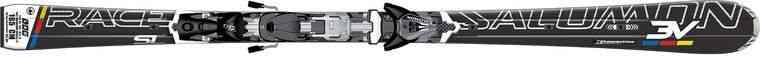 SALOMON 3V Race Powerline 2011
