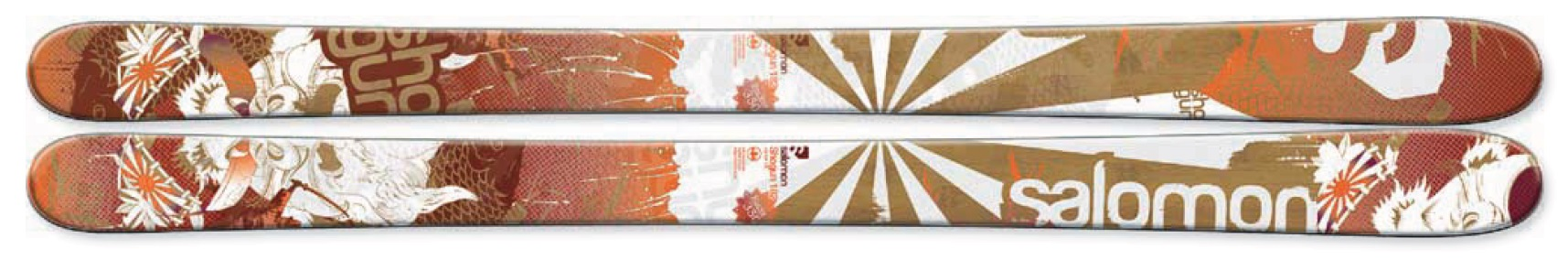 SALOMON Shogun 2012
