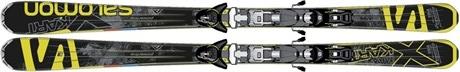 SALOMON 24 X-KART MAX + Z12 SPEED 2014