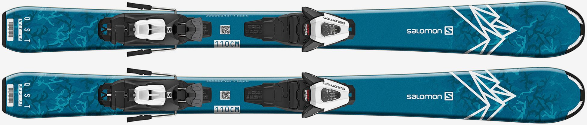 SALOMON QST MAX JR S AND C5 2021